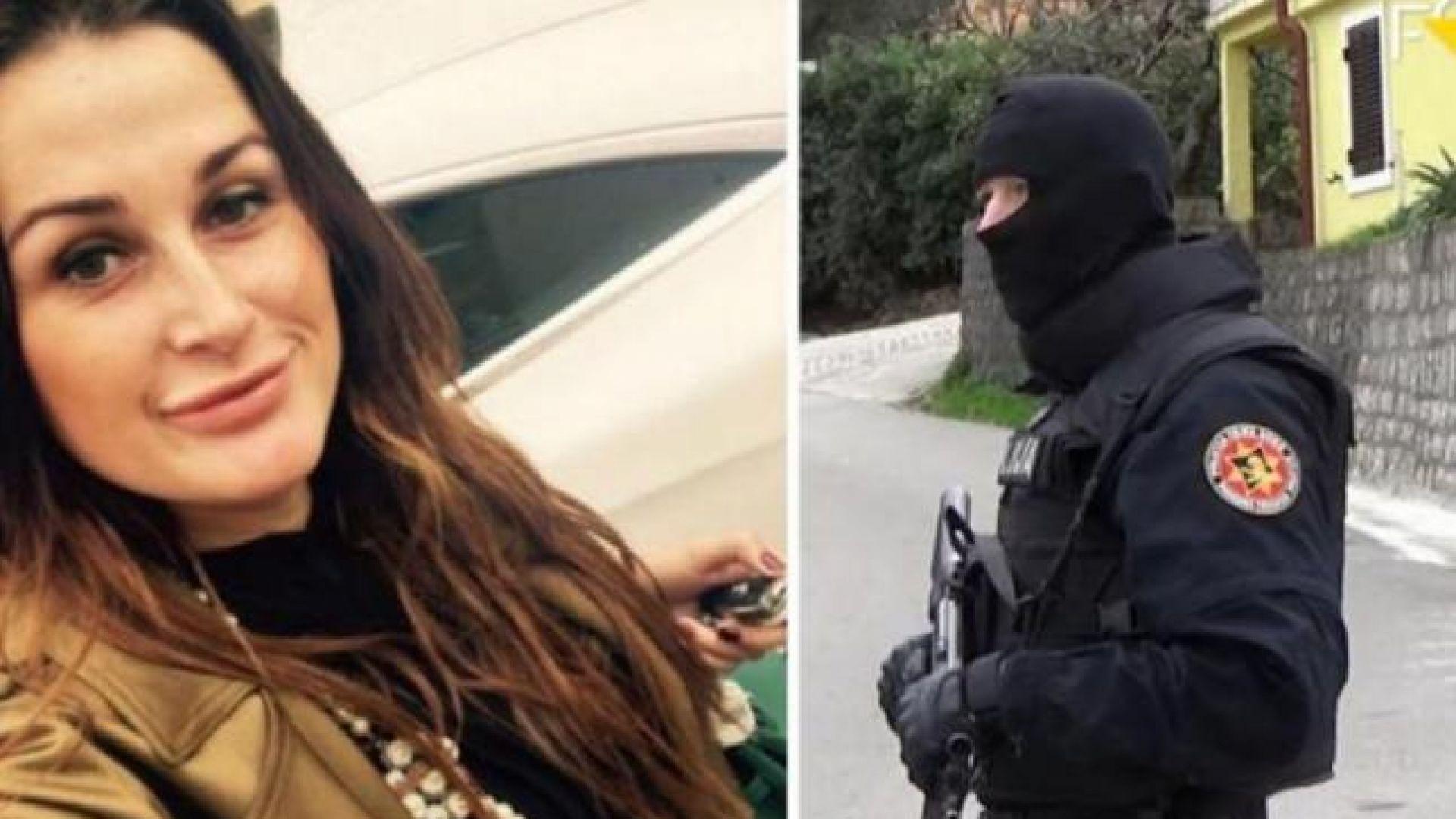 Убиха бизнес дама от Украйна в Черна гора