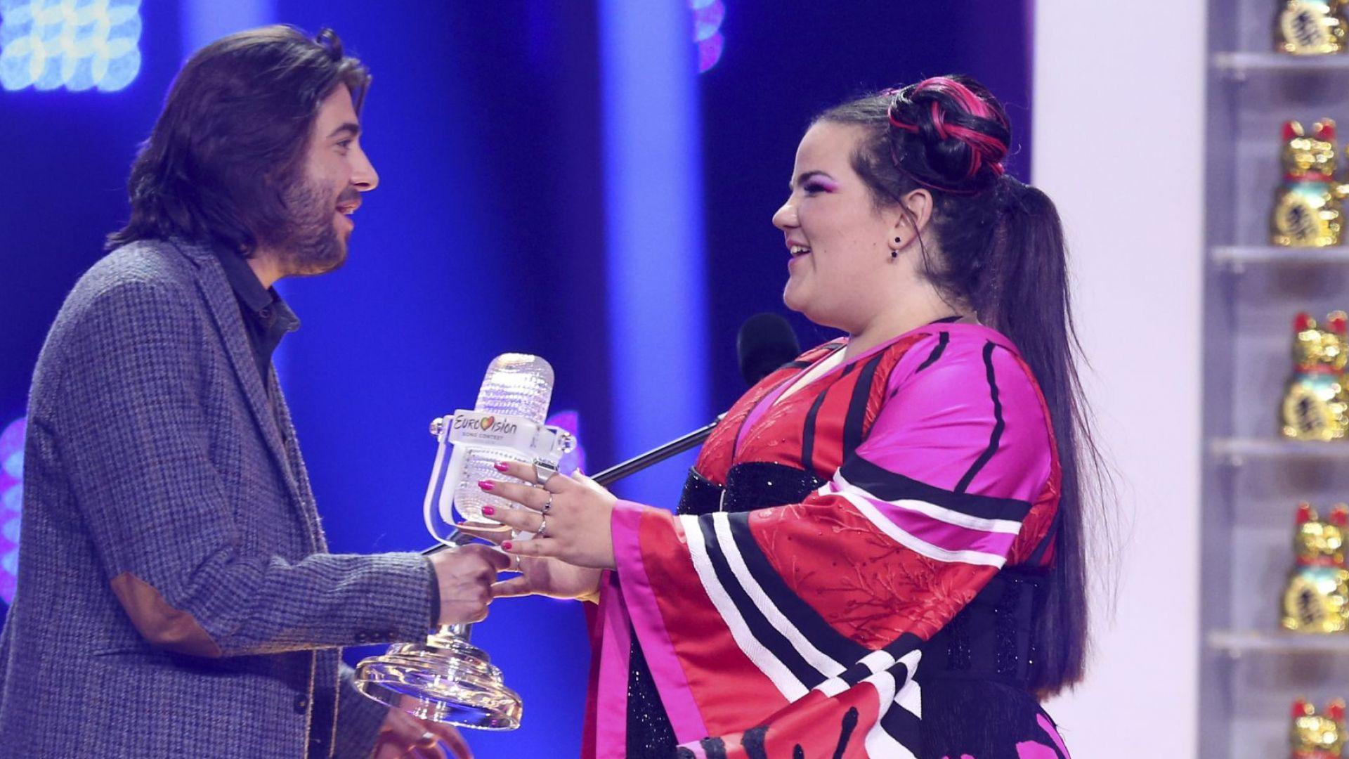 """Израел може и да не организира """"Евровизия 2019"""", отказа да внесе €12 млн. гаранция"""