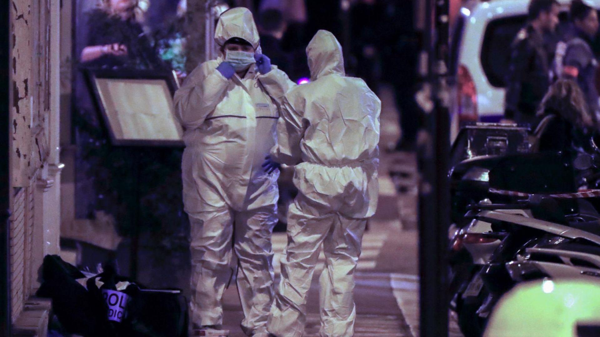 Чеченец е терористът от Париж, който уби човек с нож (обновена)