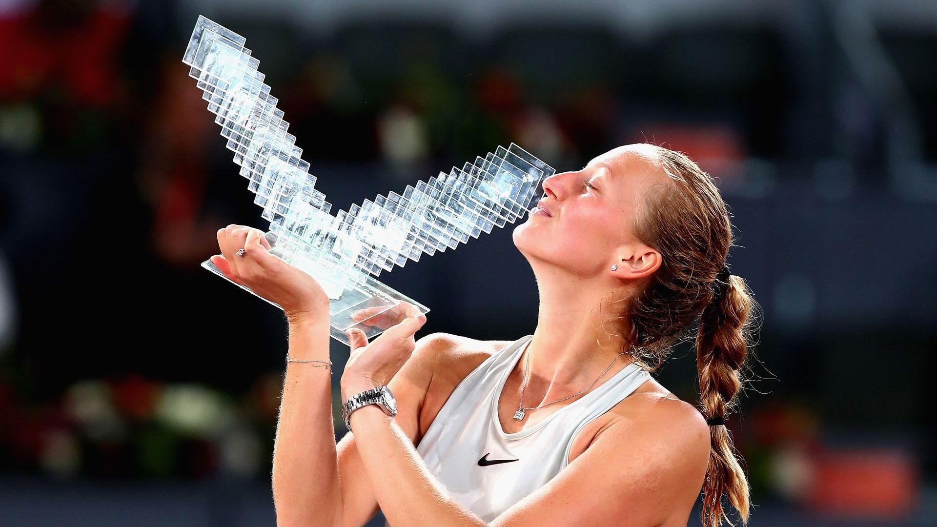 Квитова написа история с рекордна титла в Мадрид