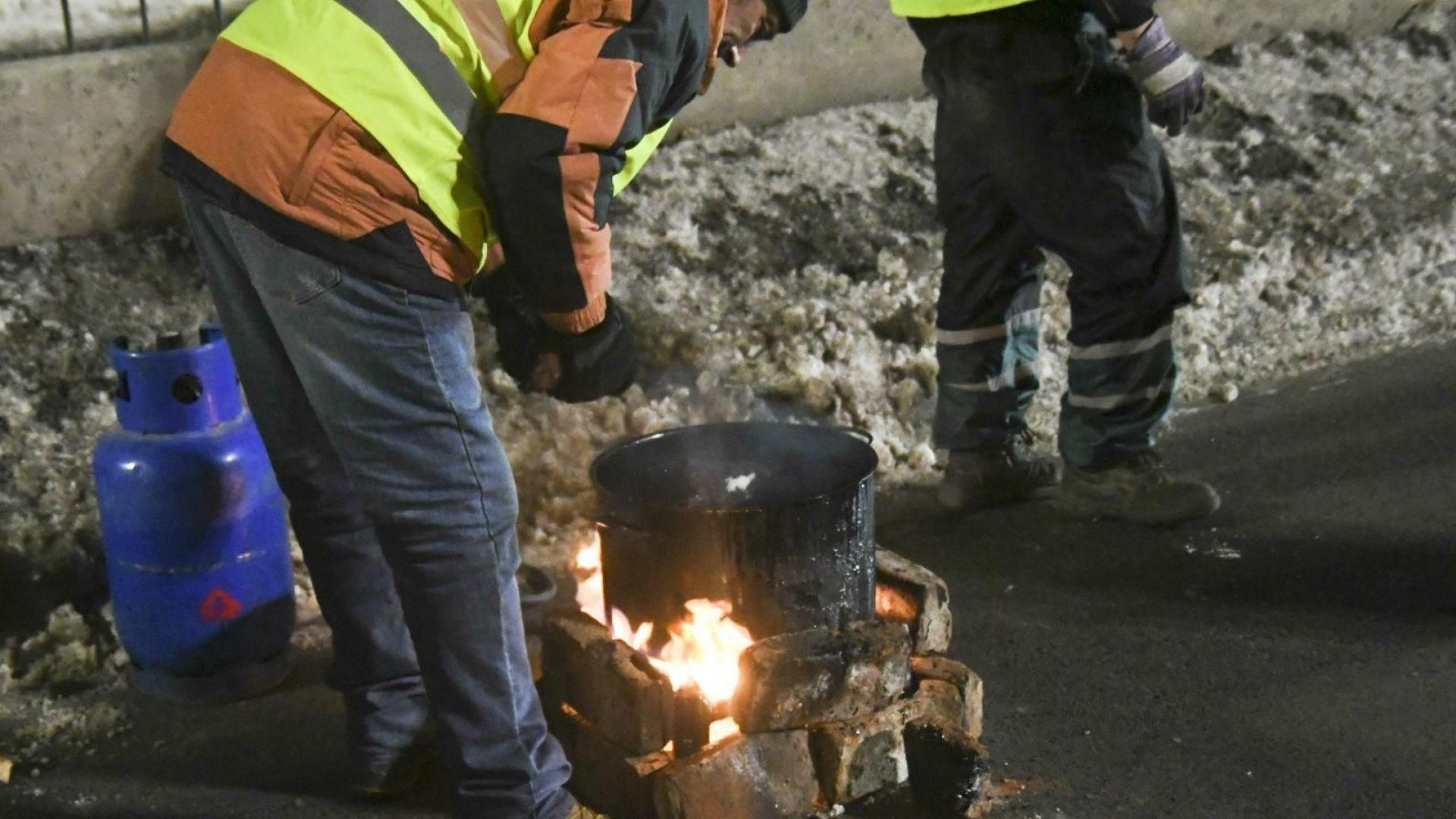 """Протест затваря """"Самоковско шосе"""" от 11 до 12.30 часа днес"""