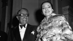 Знаменитата Мария Калас напуска оперната сцена заради Онасис