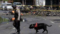 Стряскащи подробности за атентатите в Индонезия