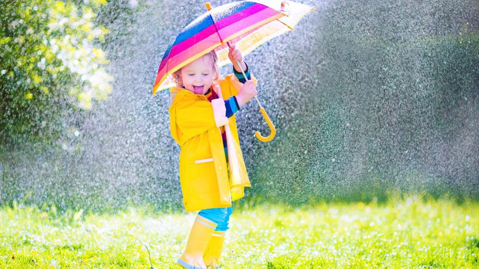 Краткотрайните валежи продължават и през тази седмица