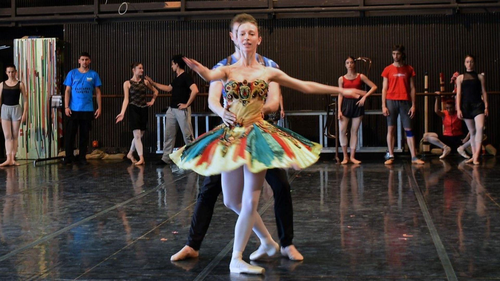 """Софийската балетна трупа пожъна огромен успех в """"Болшой театър"""""""