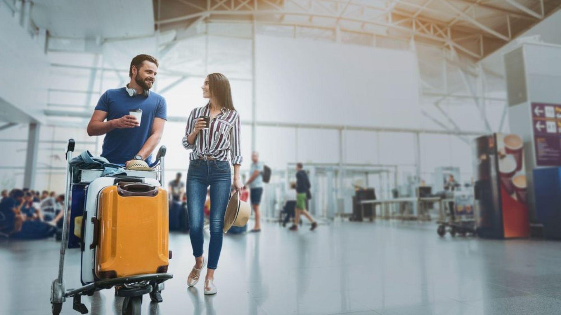 Летище София е на 63-та позиция сред 150 аеропорта в ЕС