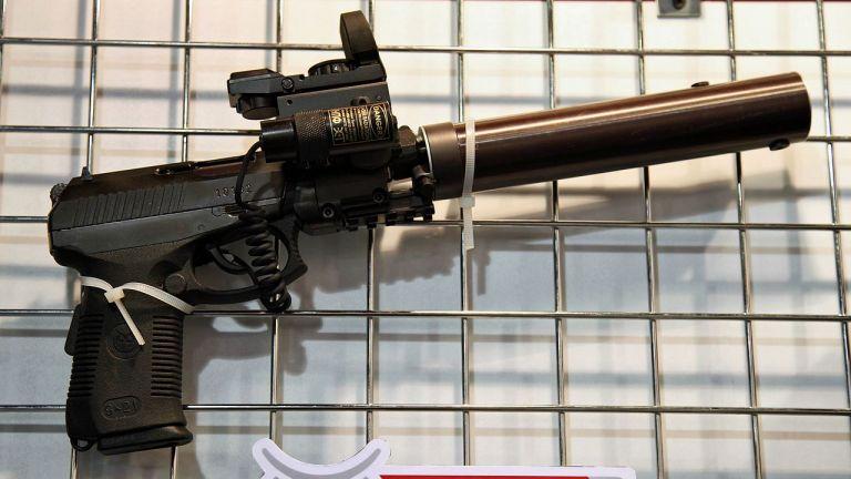 С какво оръжие пазят Путин