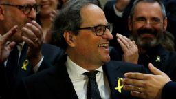Лидерът на Каталуния подготвя нов референдум за независимост