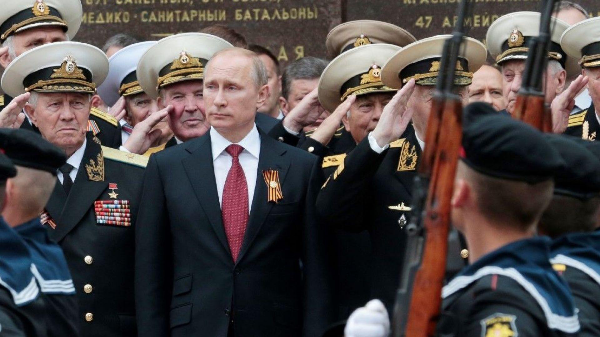 Още петима кримски чиновници в черния списък на ЕС