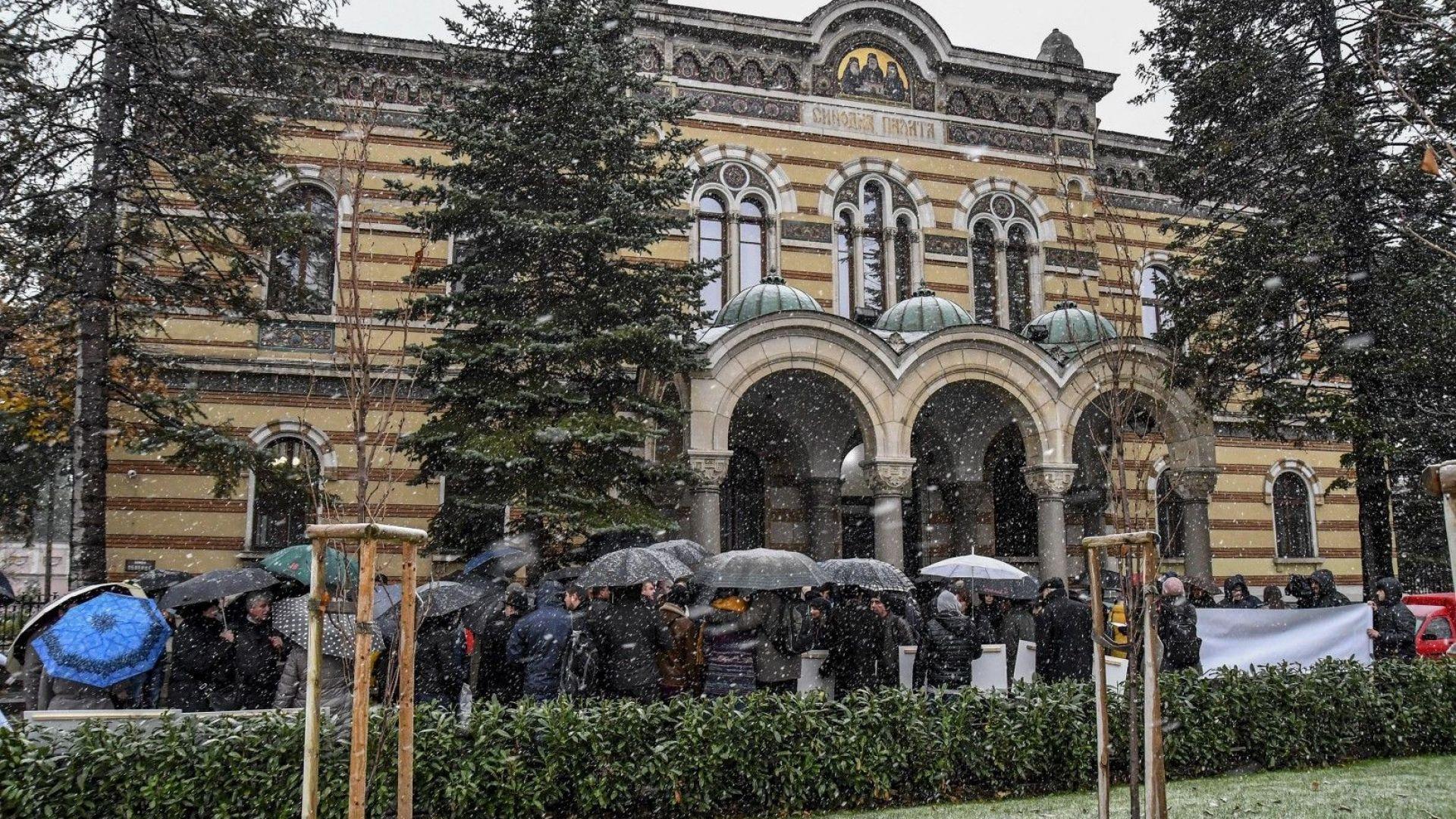 Светият Синод няма да участва в 1000-годишнината от основаването на Охридската Архиепископия