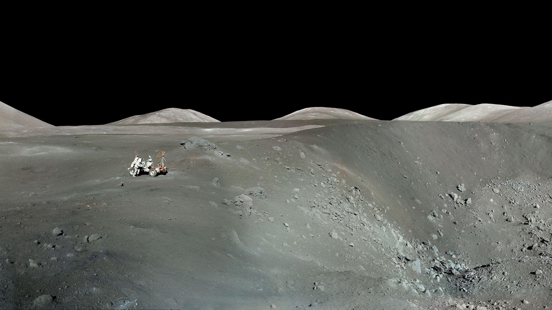 Лунният прах e смъртоносен?
