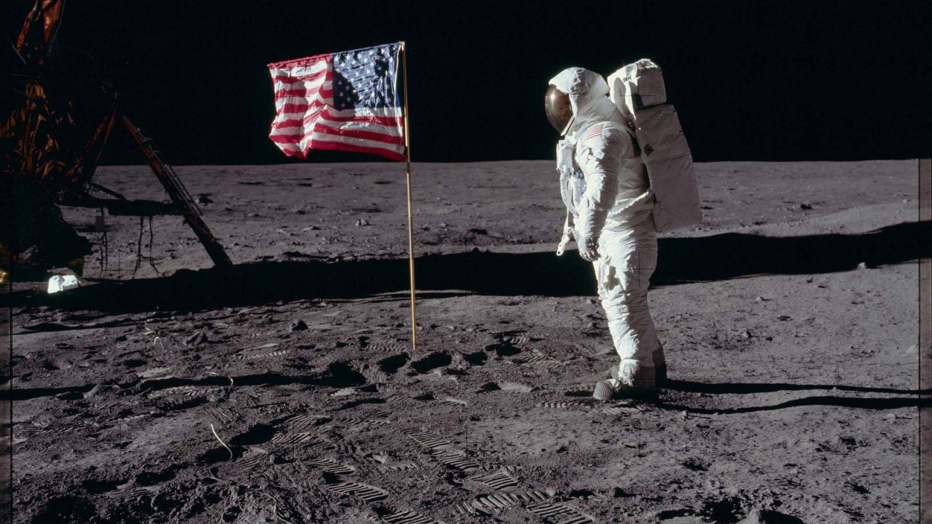 Американците се връщат на Луната до 5 години