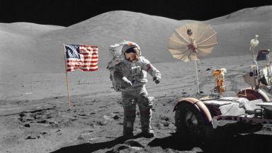 НАСА се отнесла безхаберно с артефакти от Луната