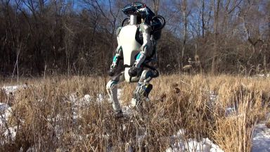 Ново видео от най-способният хуманоиен робот