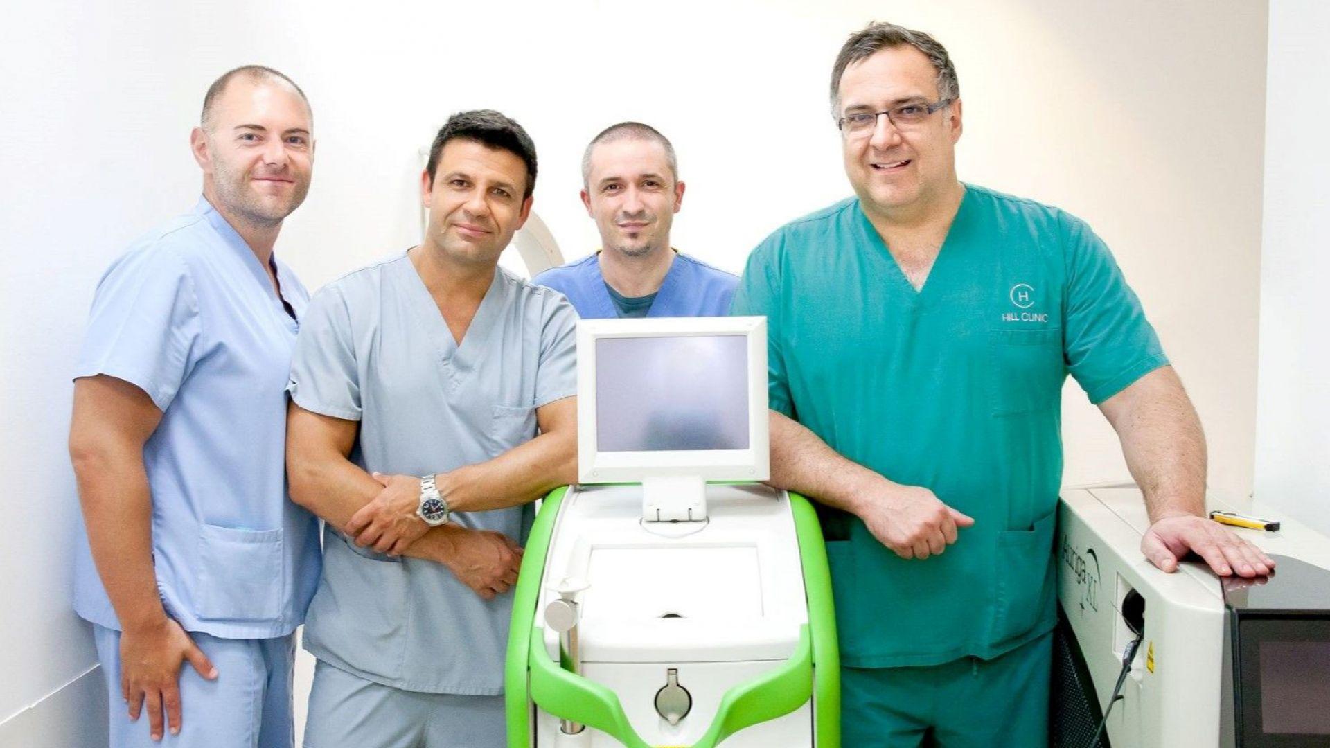 Съвременни технологии лекуват безкръвно увеличената простата
