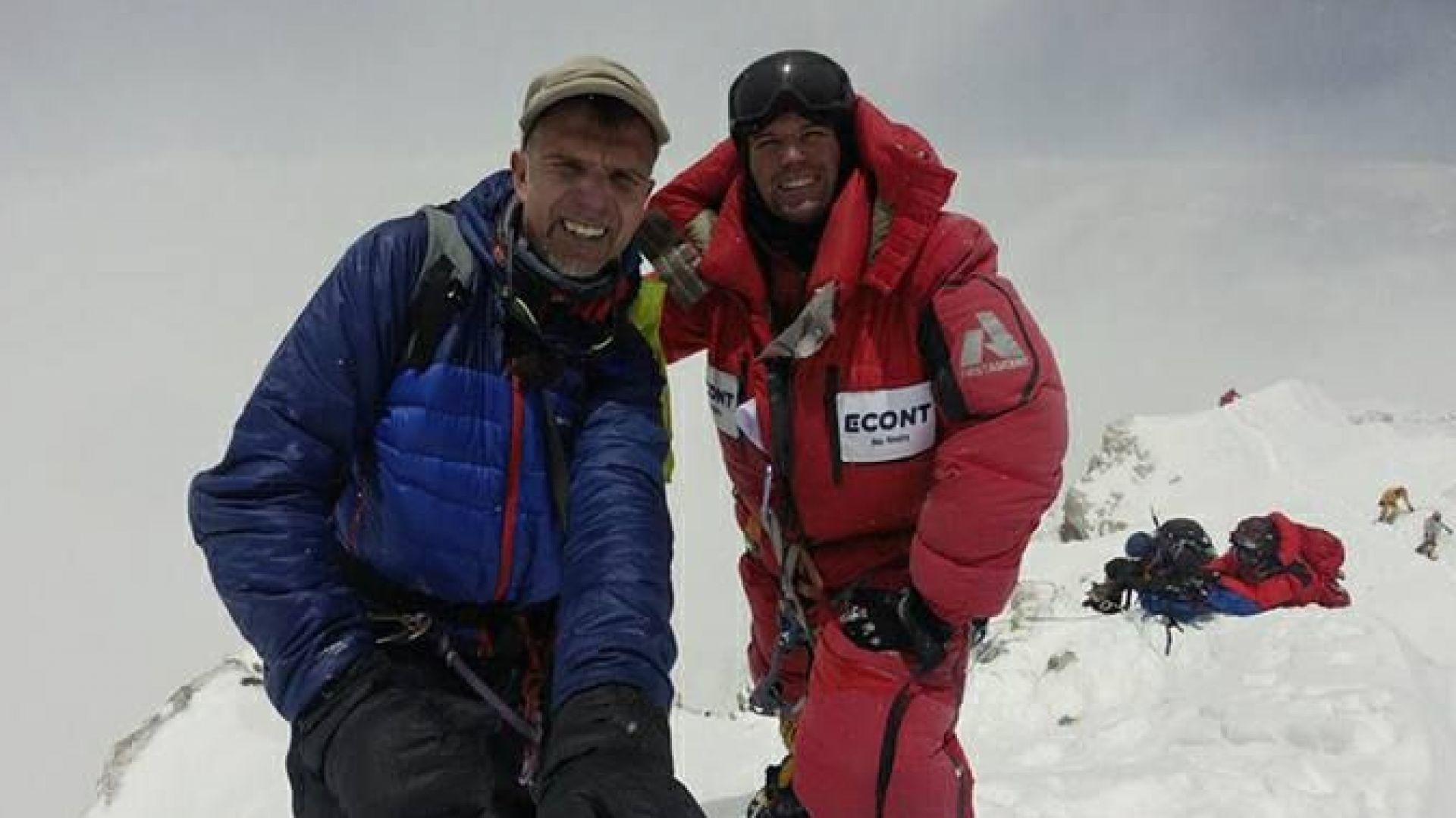 Скатов към Боян Петров: Дано стане чудо и да се появиш