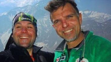 Хеликоптер излетя за последно за Боян Петров, може да е паднал в пукнатина