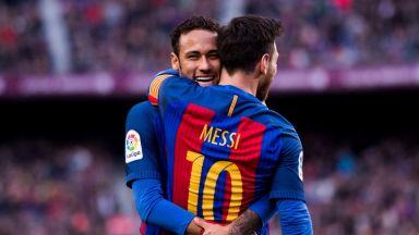 Медиите пак връщат Неймар в Барселона