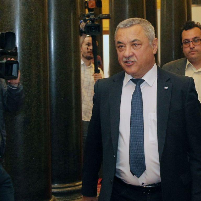 Валери Симеонов, вицепремиер