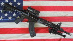 АК-47 и М-16, смесени в едно (снимки)