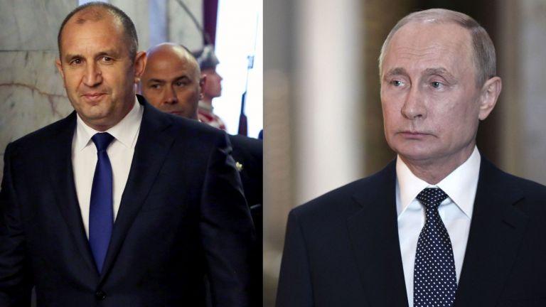 Румен Радев се среща с Владимир Путин в Сочи