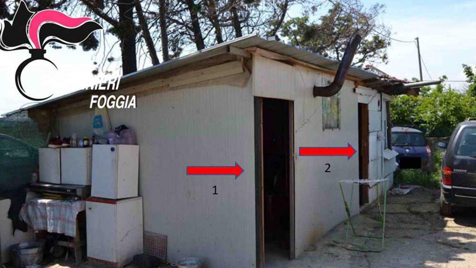 Карабинери освободиха 10 българки, държани като секс робини (снимки)