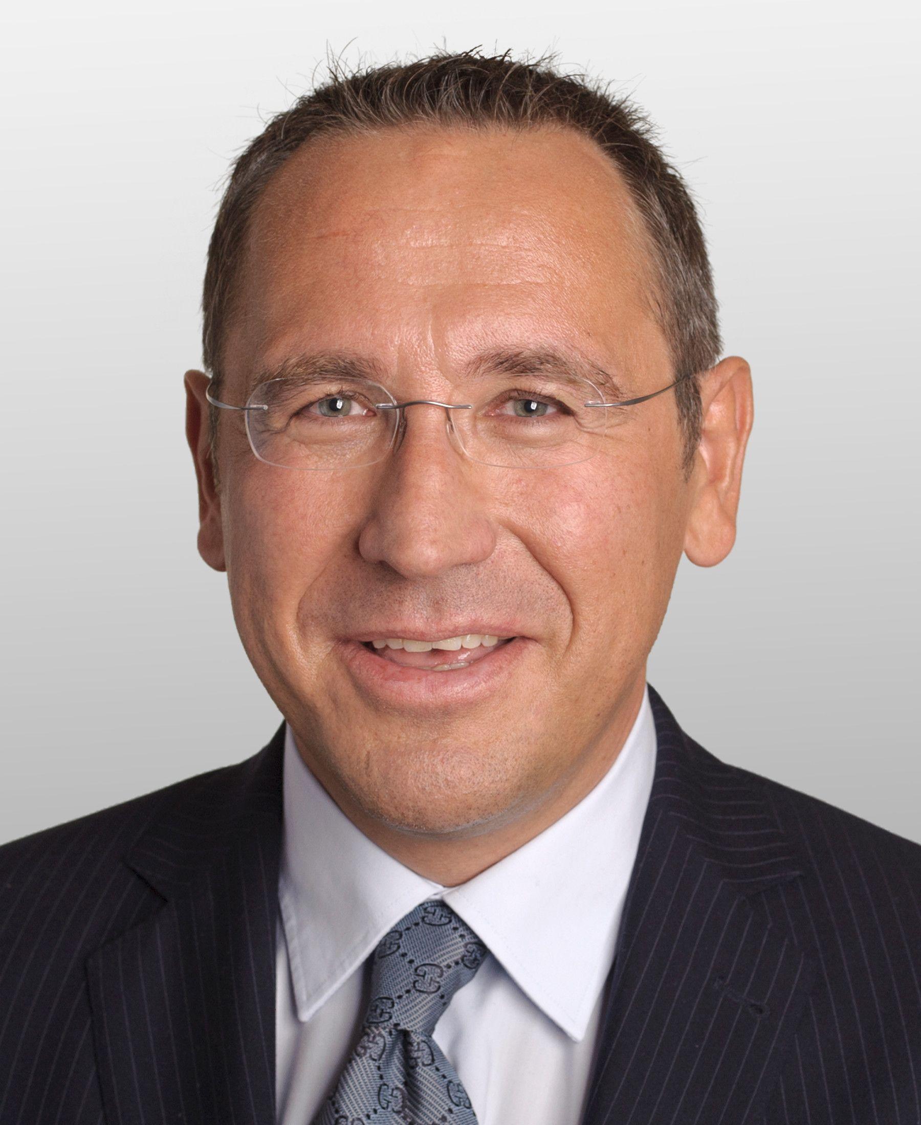 Юрген Бауер, дългогодишен Регионален мениджър Изток за  Гебрюдер Вайс, ще се присъедини към Борда на директорите от 2019 г. (Снимка: Гебрюдер Вайс)