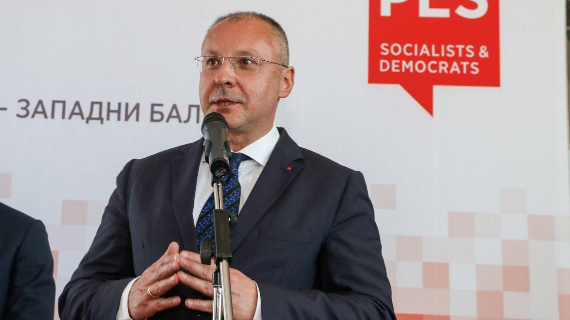 Станишев: Не сме направили исторически пробив с европредседателството