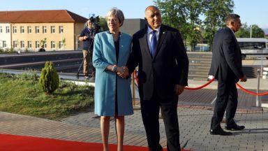 Мей, Меркел, Макрон и другите лидери от ЕС пристигнаха в София
