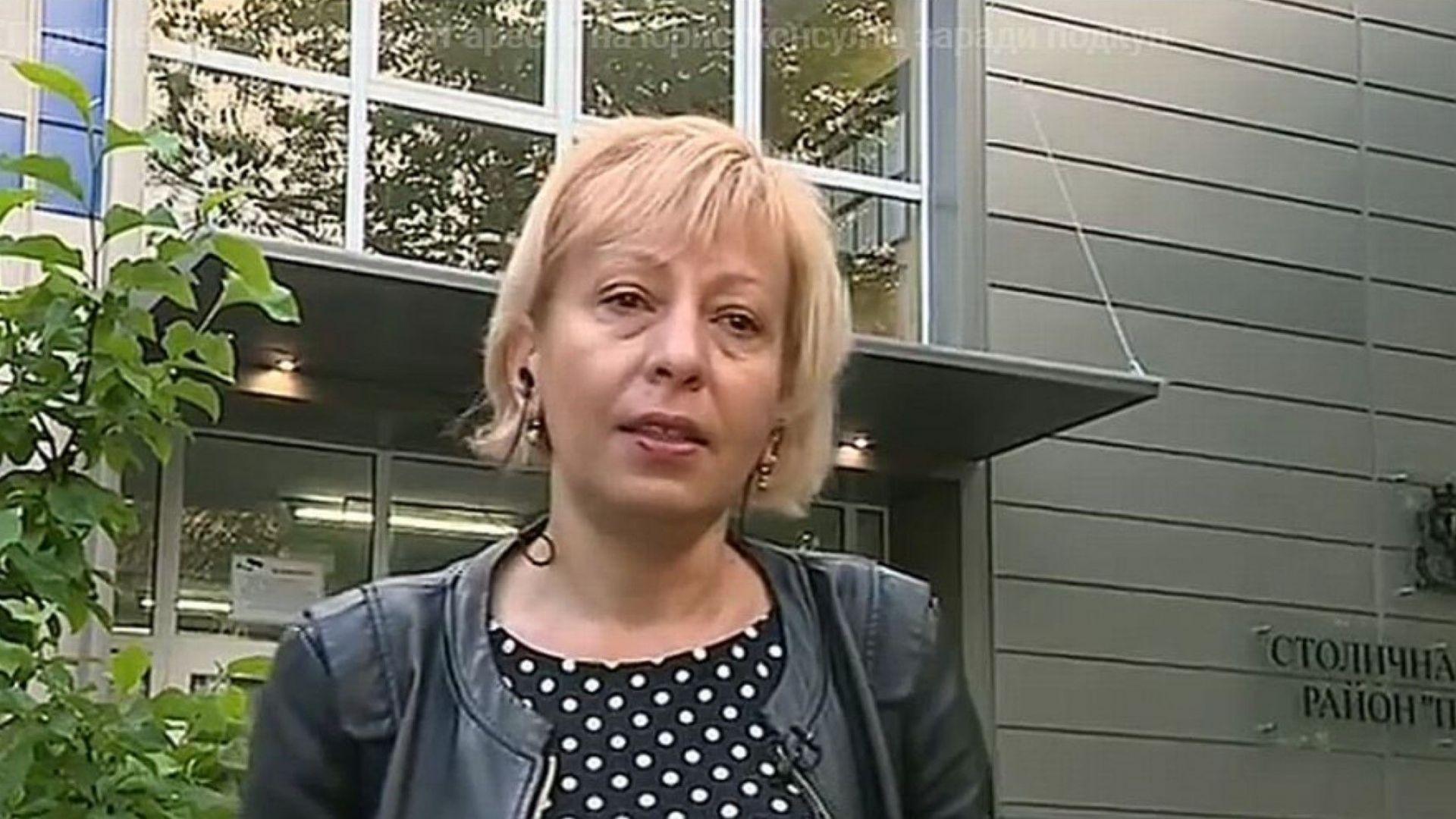 """Кметицата на """"Подуяне"""": Изненадана съм от ареста на юрисконсулта"""