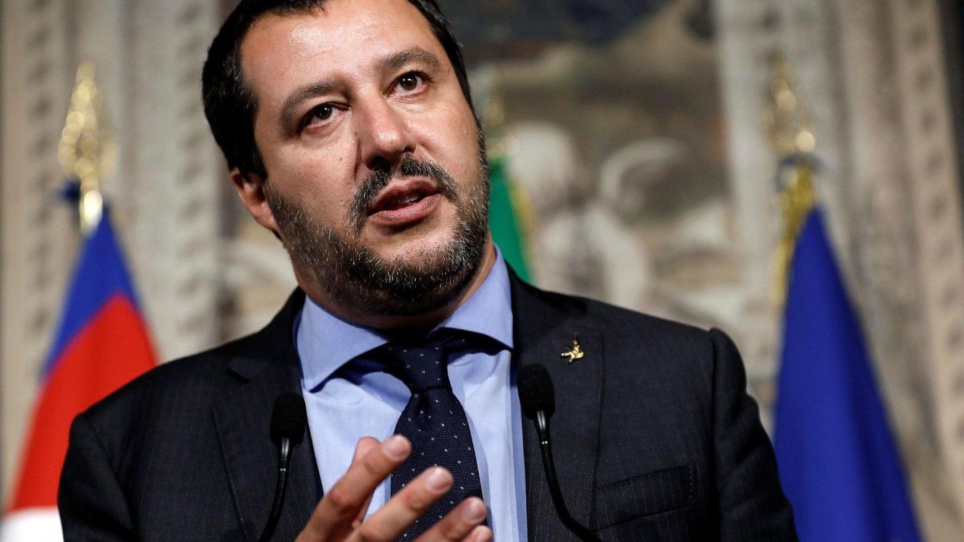 Новият италиански кабинет замисля отмяна на антируските санкции