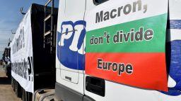 """Четирима български евродепутати си осигуриха вот при гласуването на пакета """"Мобилност"""""""