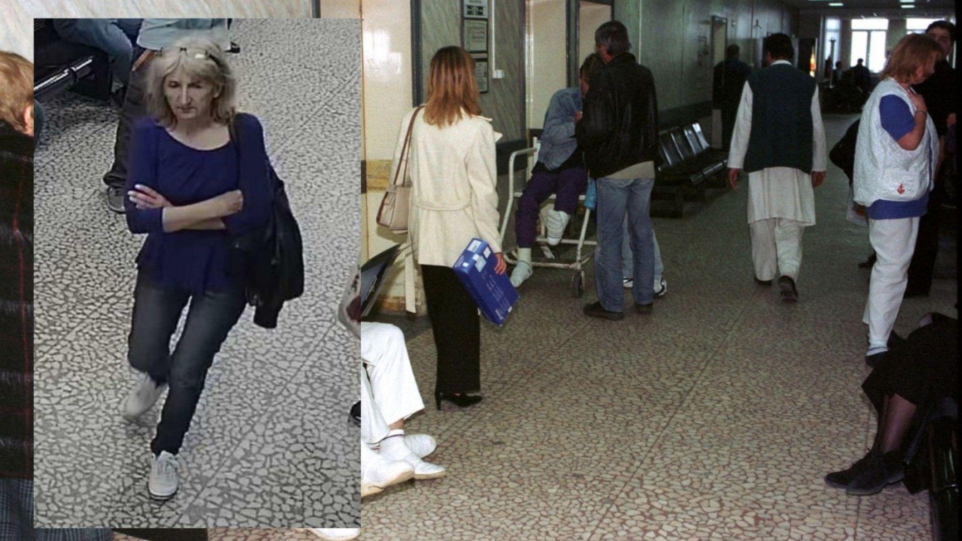 """МВР търси помощ за разкриването на крадла от """"Пирогов"""""""
