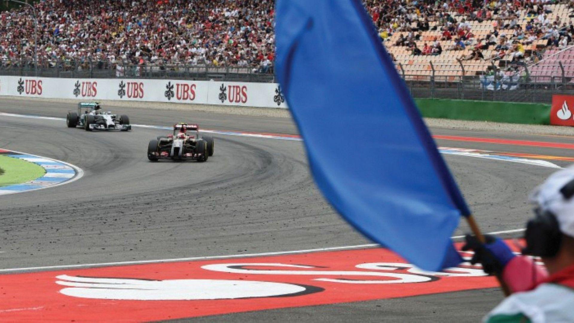 """Обсъждат отпадането на синия флаг във """"Формула 1"""""""