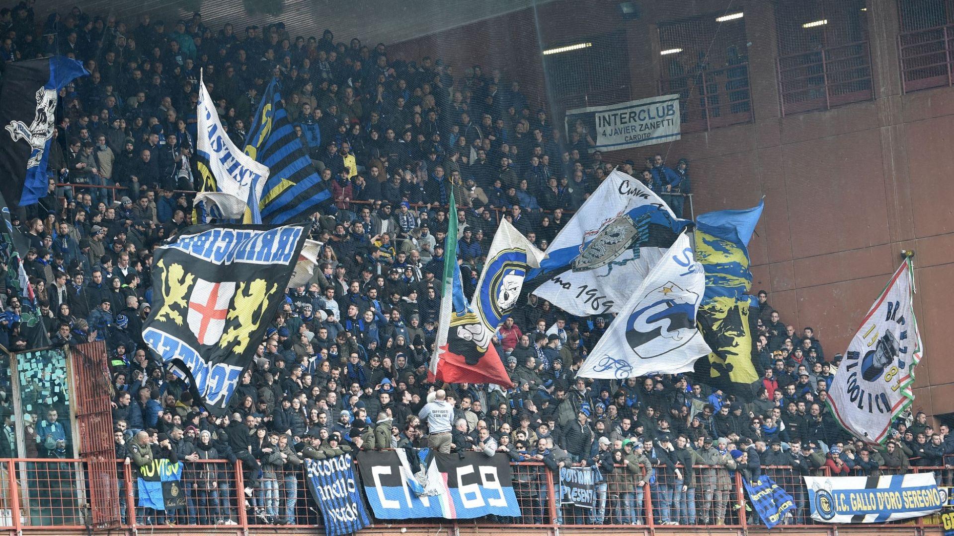 """20 000 фенове на """"Интер"""" атакуват Рим за мача на сезона"""