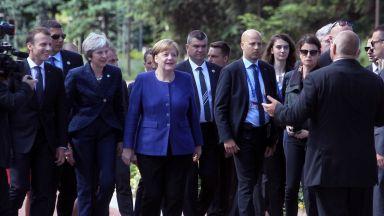 Макрон: Подкрепяме балканските държави за ЕС, но да проведат реформите
