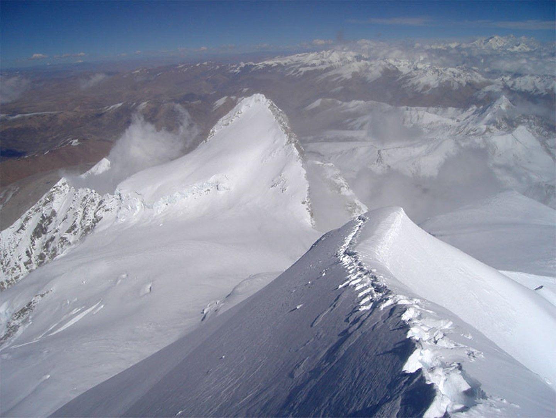 """Главният и Централният връх на """"Джуджето"""" са свързани с остър ръб"""