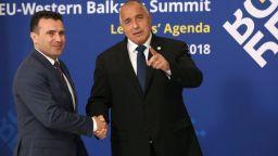 Зоран Заев: България все още не е на чисто с признаването на нашия македонски език