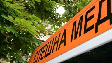 Варненка загина, пометена на тротоар след катастрофа