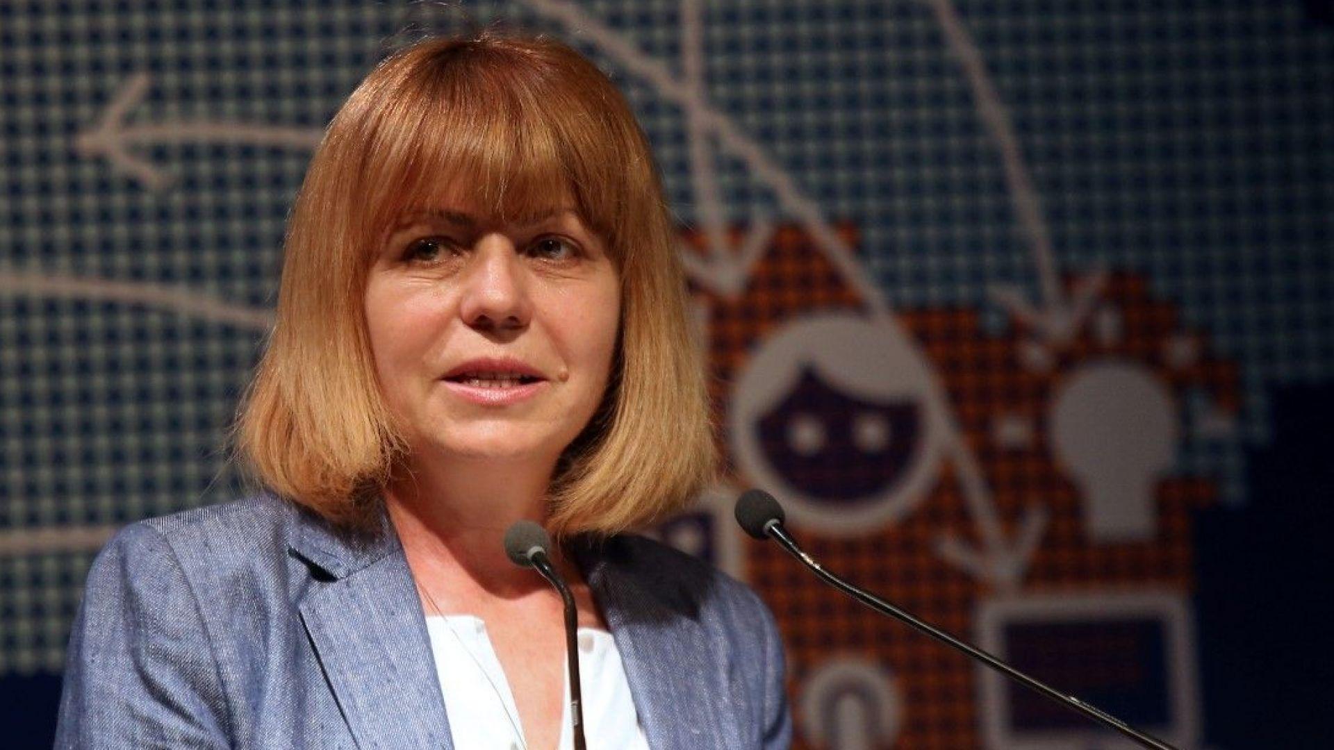 Фандъкова: С инсталацията за RDF отпадъци ще депонираме под 10%