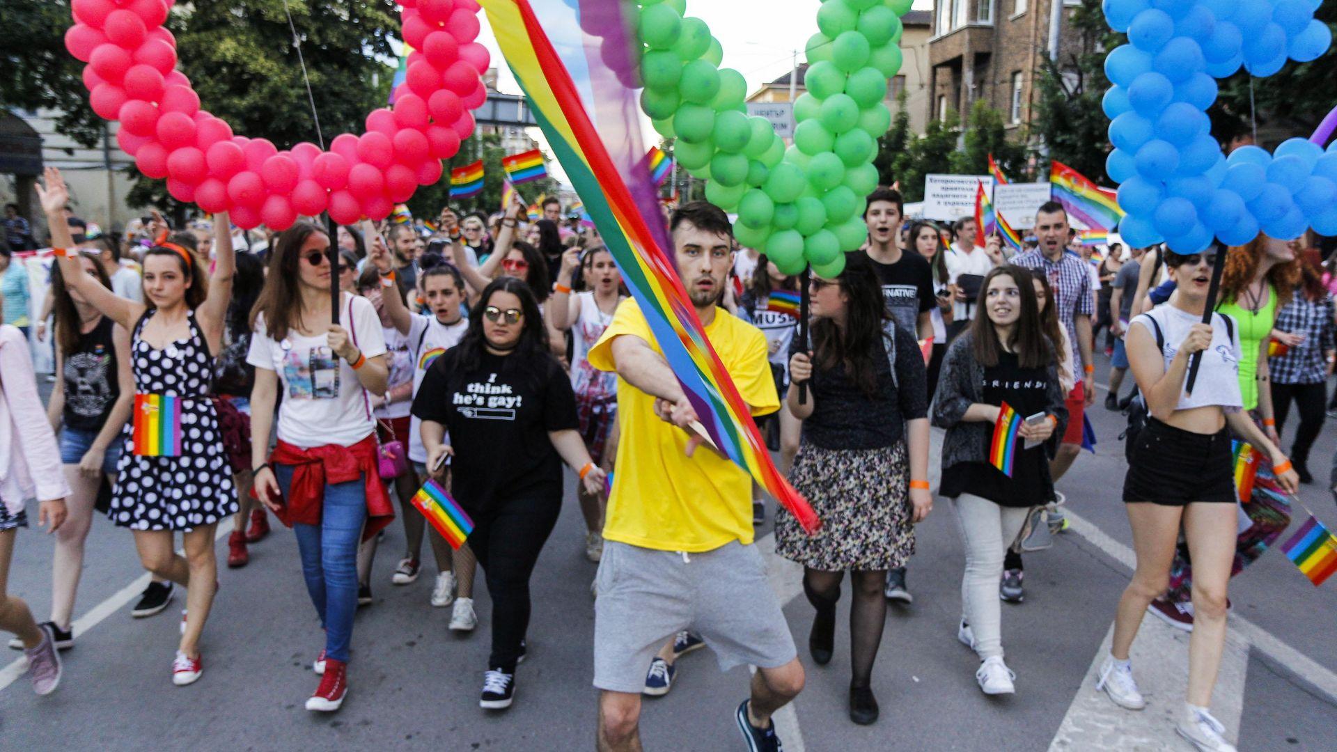 """""""Патриоти за София"""" : Хомосексуалността се превърна във форма на политика"""