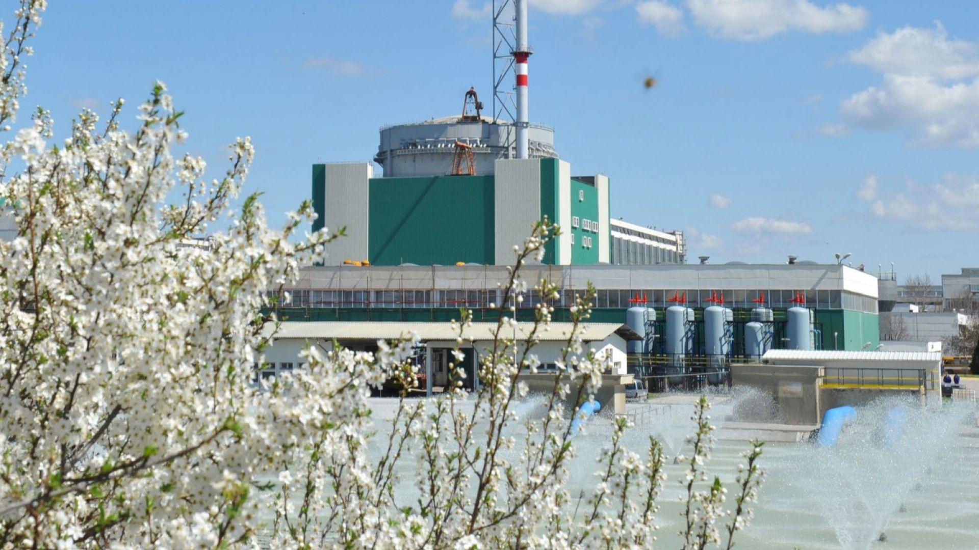 Съд отмени ОВОС-а за нова ядрена мощност в АЕЦ Козлодуй