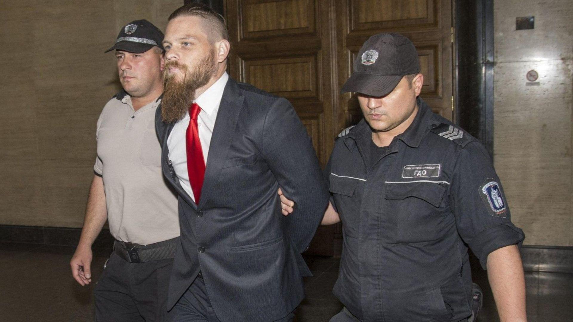 Джок Полфрийман е обявил гладна стачка и е в болницата на затвора в София