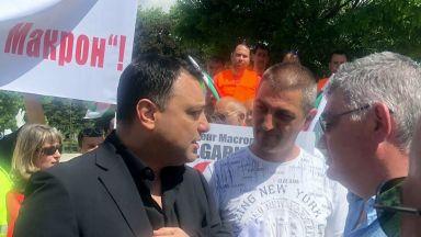 Няма напредък за българските шофьори, обяви Московски