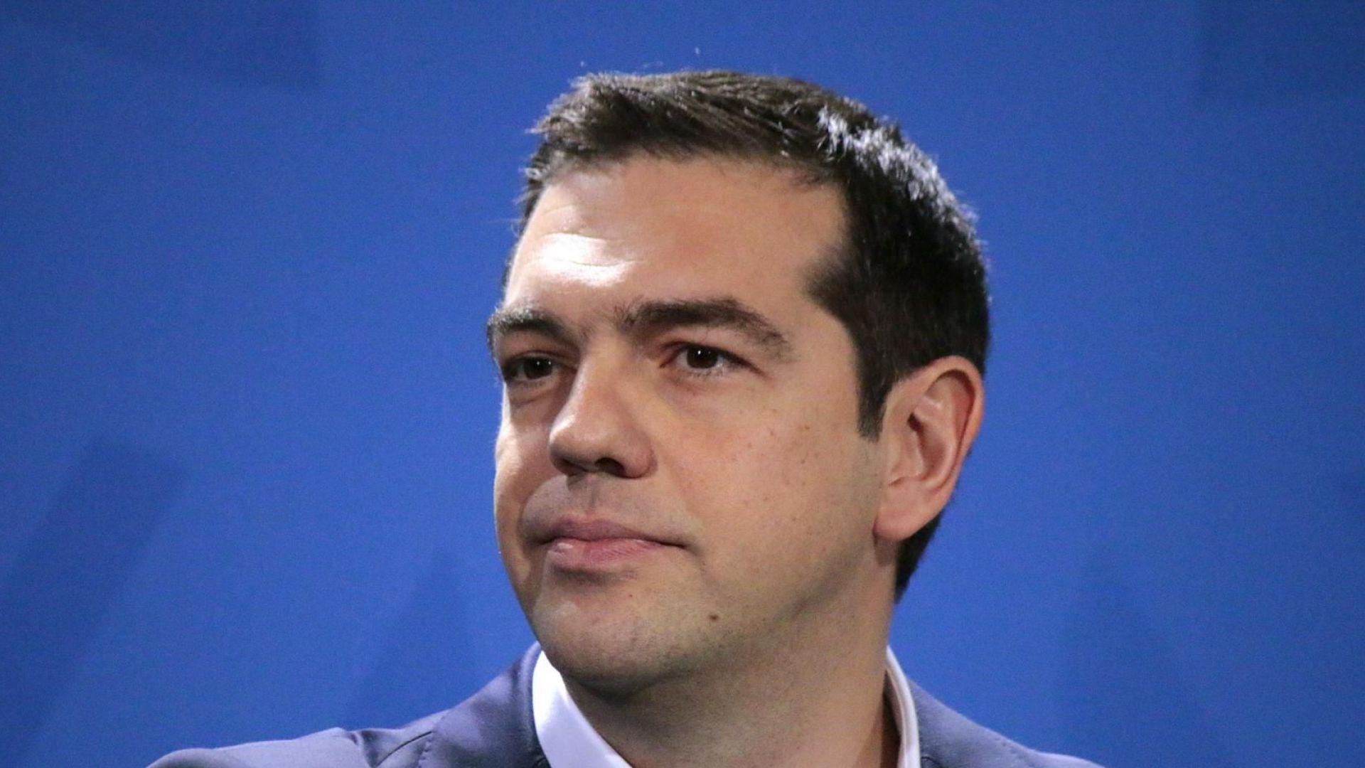 Ципрас: Не сме готови с името и договора със Скопие