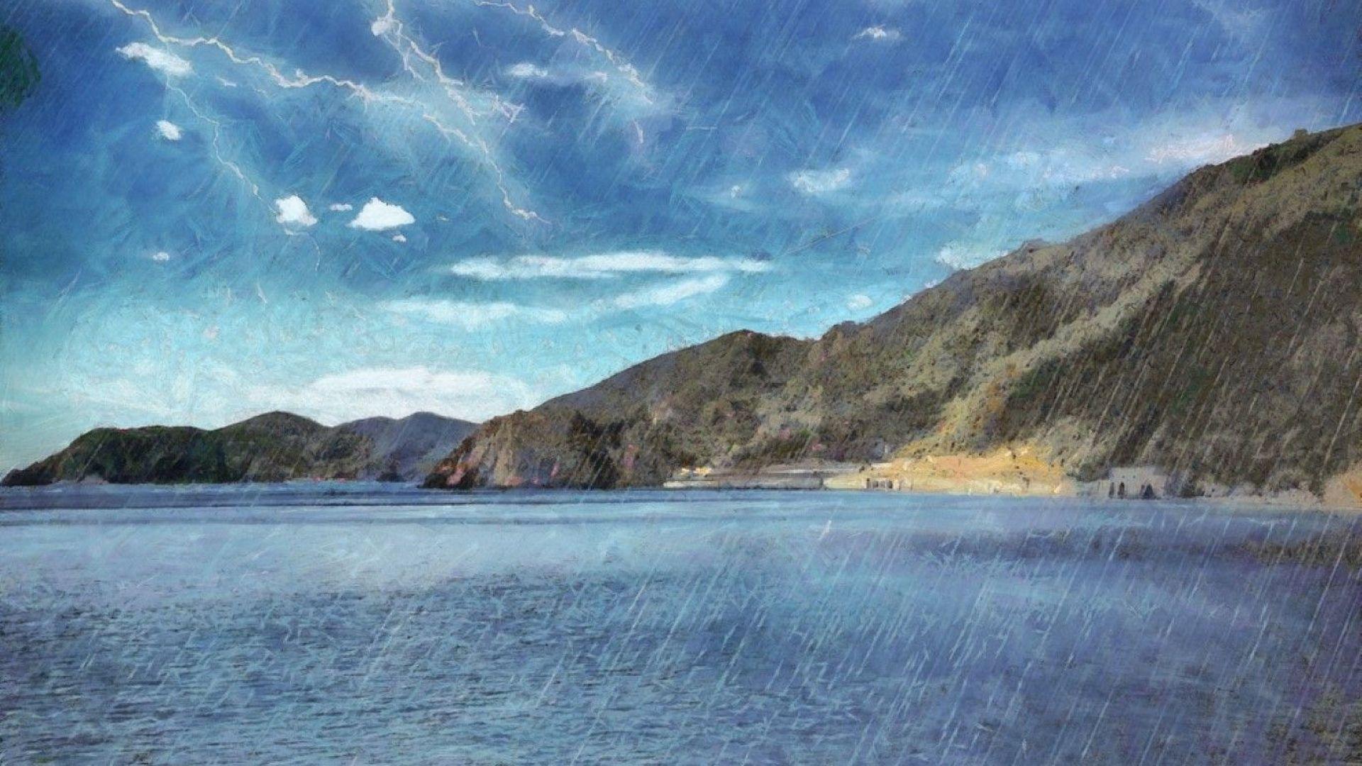 Утре -  гръмотевични бури по морето