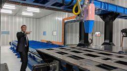 Австралийци създадоха най-големия 3D принтер