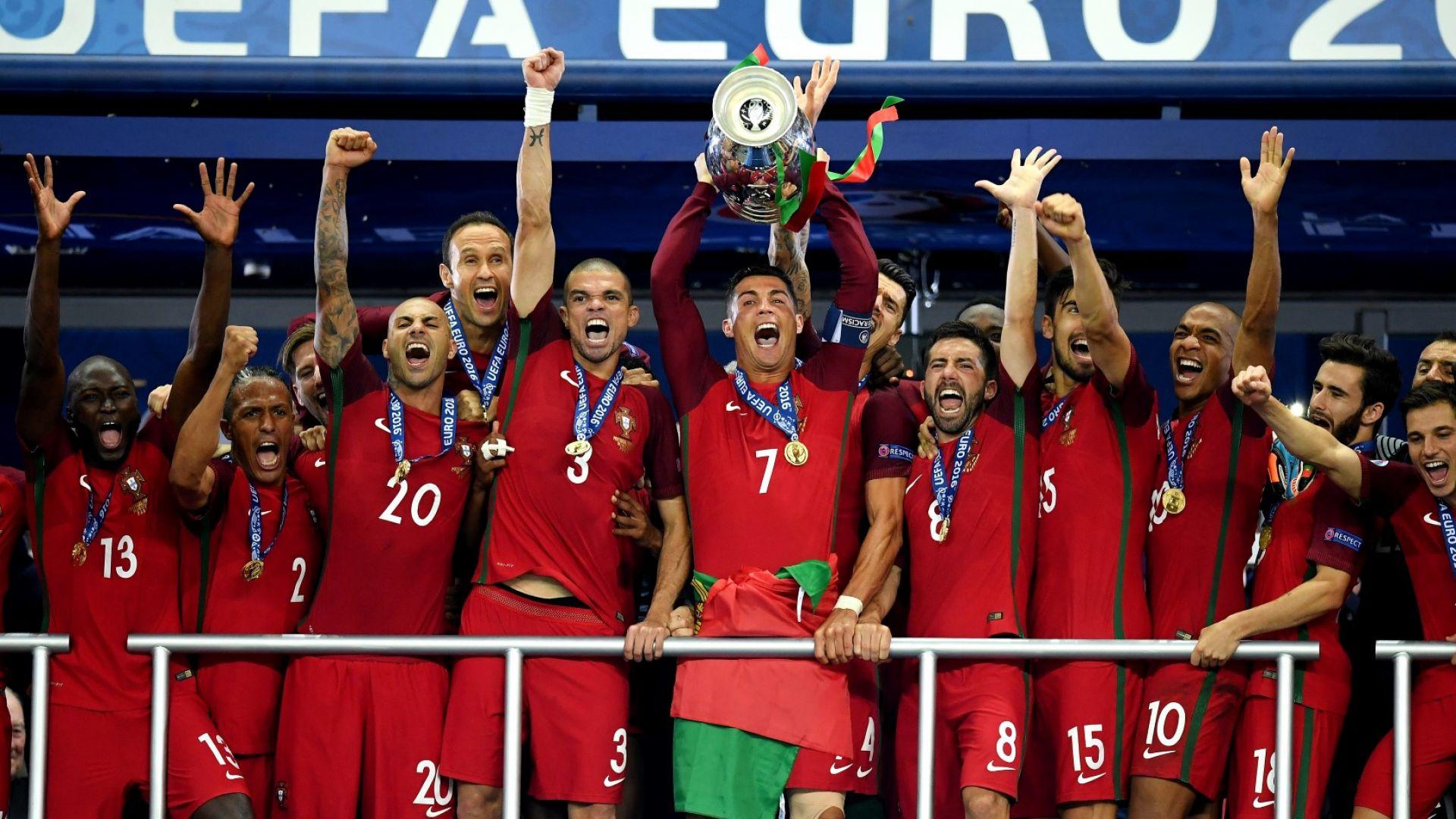 Португалия загърби 10 шампиони от Евро 2016 за Мондиала