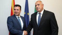 Борисов: Да запазим спокойствие на Балканите, важно е за Европа