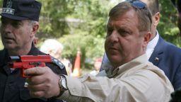 Спецчасти от България и Македония показаха как ловят терористи